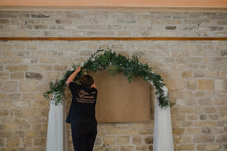 Natasha Jane Events Styling Priory Cottages
