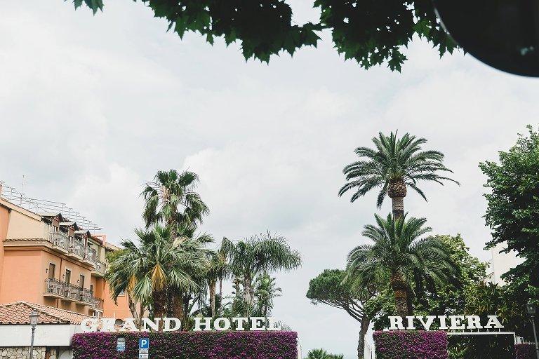 Grand Hotel Riveria, Sorrento Italy