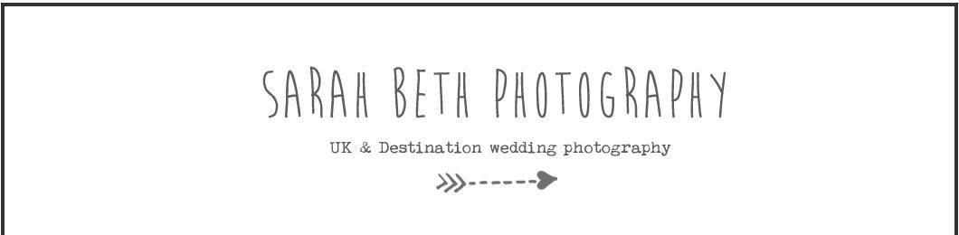 Sarah Beth Photography logo