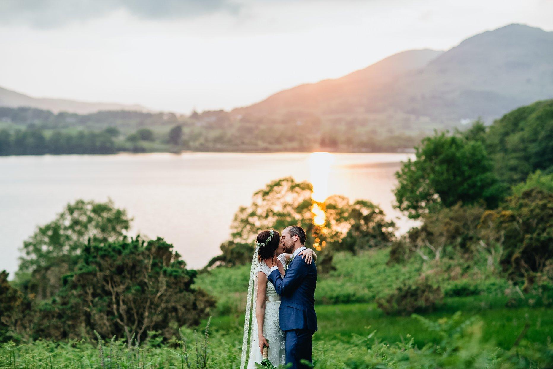 Rustic Barn Lake District Wedding | Vicky + Micheal ...