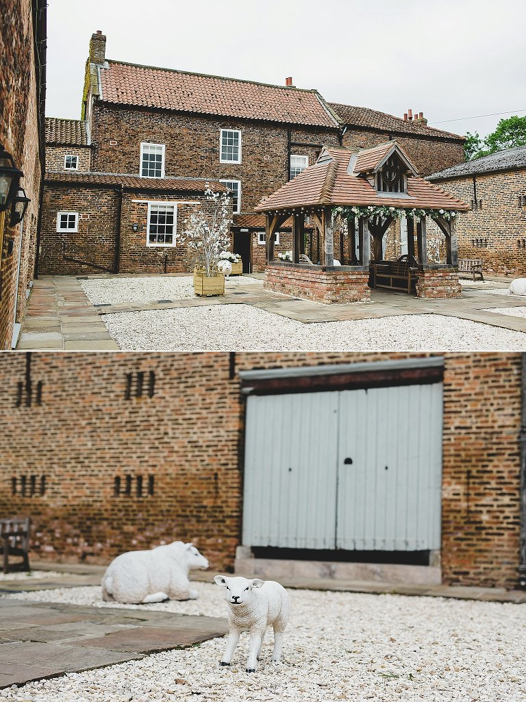 Hornington Manor wedding venue